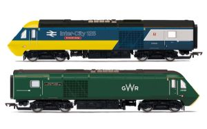 Hornby R3770 GWR HST Train Pack [NOT YET RELEASED]